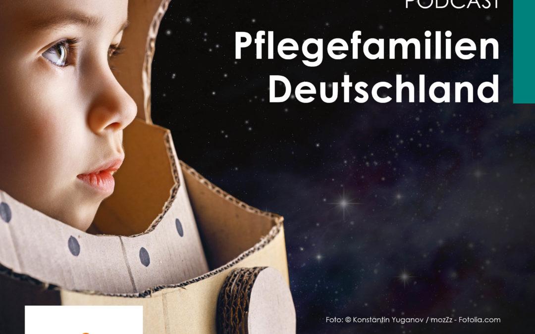 Podcast Anleitung für Pflegefamiline